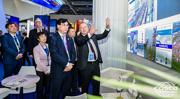 CTW auf internationaler Messe CIIE in Shanghai