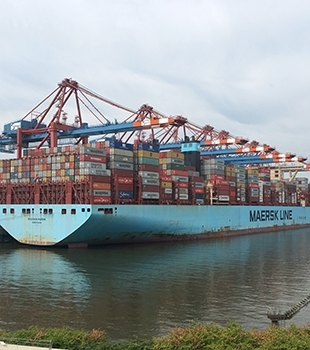 MADISON MAERSK am CTH